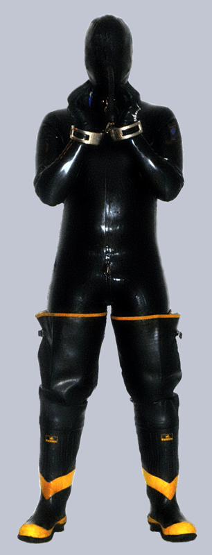 Gimp for a Weekend! – RubberBoundCOP
