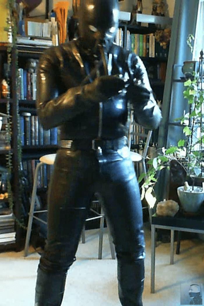 Rubber suit bondage utube